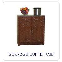 GB 572-2D BUFFET C39